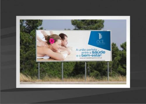 portfolio 13/53  - design gráfico e impressão de campanha outdoor