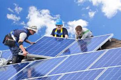portfolio 5/7  - Instalação fotovoltaica