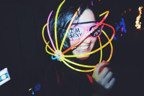 portfolio 22/25  - Sunset Party