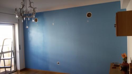 portfolio 65/236  - colocação de papel de parede