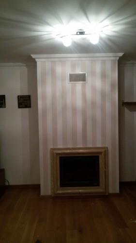 portfolio 61/236  - colocação de papel de parede