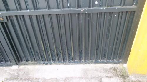 portfolio 19/236  - Pintura de portões