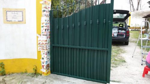 portfolio 17/236  - Pintura de portões