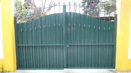 portfolio 15/236  - Pintura de portões