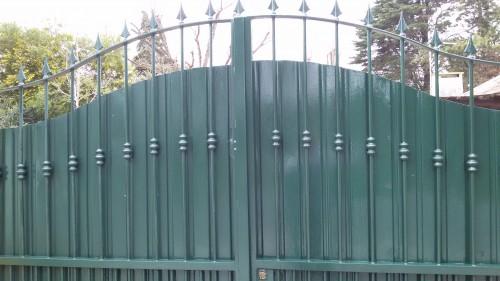 portfolio 13/236  - Pintura de portões