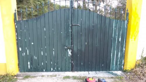 portfolio 10/236  - Pintura de portões