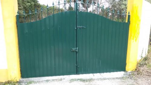 portfolio 8/236  - Pintura de portões