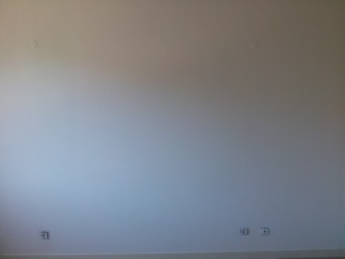 portfolio 151/236  - pintura de paredes ( parede depois de ser pintada )