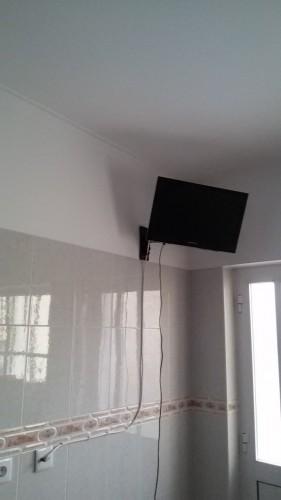 portfolio 135/236  - colocação de suporte de TV
