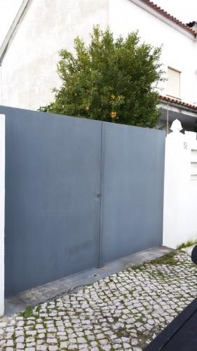 portfolio 91/236  - pintura de portões