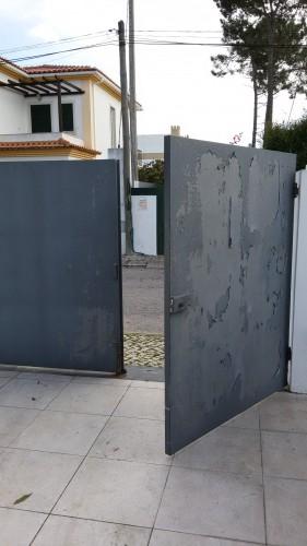 portfolio 90/236  - pintura de portões