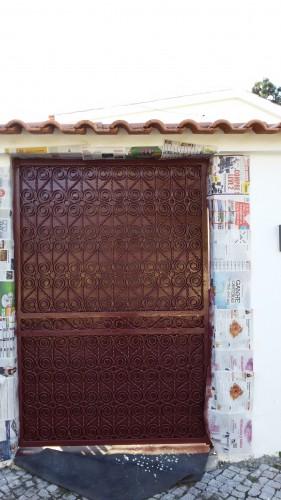 portfolio 83/236  - pintura de portões