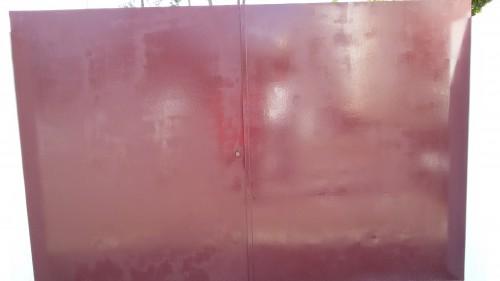 portfolio 82/236  - pintura de portões