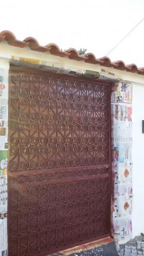 portfolio 81/236  - pintura de portões