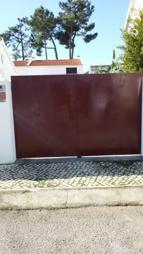 portfolio 80/236  - pintura de portões