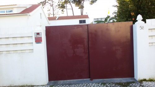 portfolio 78/236  - pintura de portões