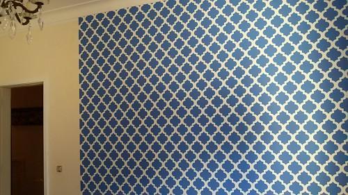 portfolio 70/236  - colocação de papel de parede