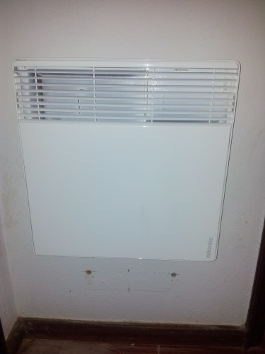 portfolio 220/236  - colocação de aquecimento central