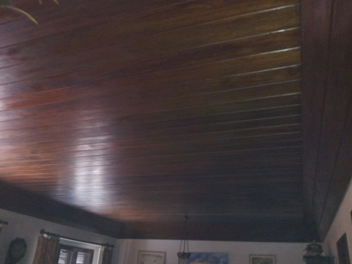portfolio 217/236  - envernizamento de tecto