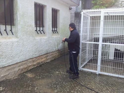 portfolio 200/236  - lavagem de quintais
