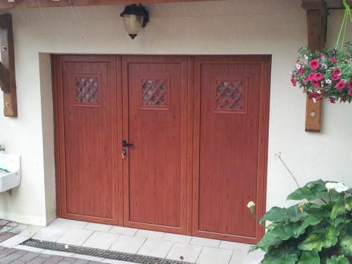 portfolio 11/12  - Portão de garagem