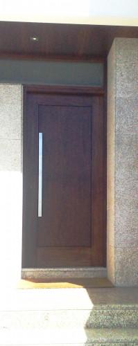portfolio 21/30  - Portas exteriores