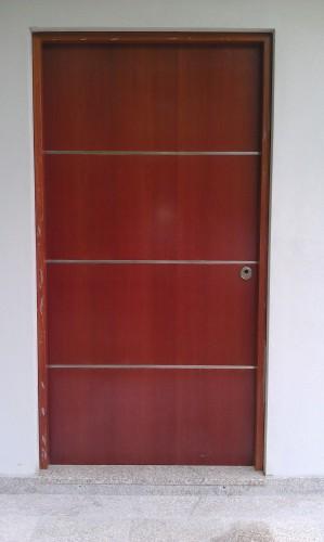 portfolio 19/30  - Portas exteriores