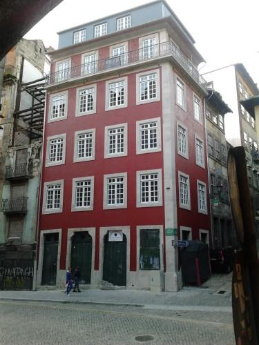 portfolio 18/30  - Remodelação de edificios (Hotel na Ribeira - Porto)