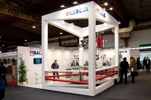 portfolio 5/30  - Stand PAKA - EMAF - Exponor