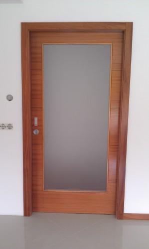 portfolio 23/30  - Portas interiores com vidro