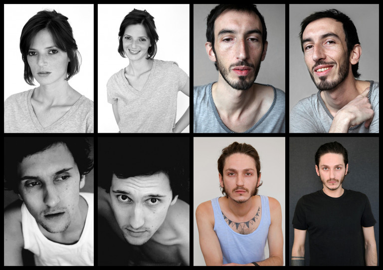 portfolio 1/3  - Retratos