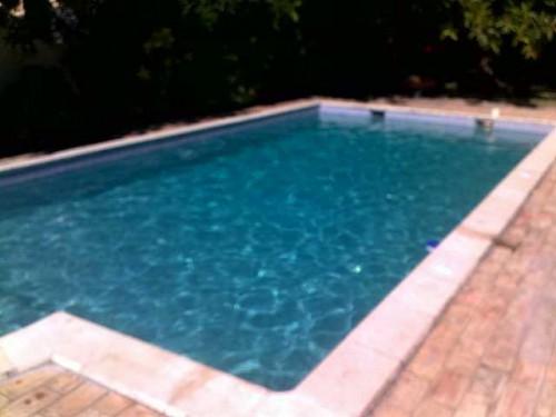 portfolio 8/38  - Recuperação de piscinas verdes sem estragar agua!!! #1 Dia