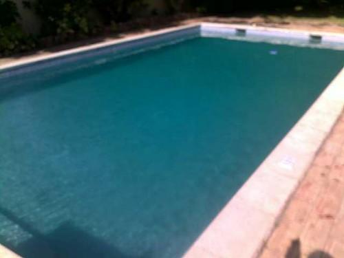 portfolio 2/38  - Recuperação de piscinas verdes sem estragar agua!!! #1 Dia