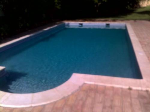 portfolio 1/38  - Recuperação de piscinas verdes sem estragar agua!!! #1 Dia