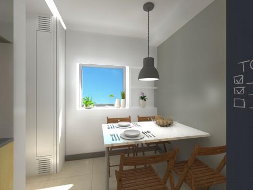 portfolio 6/16  - Remodelação Cozinha/ Lavandaria - Porto