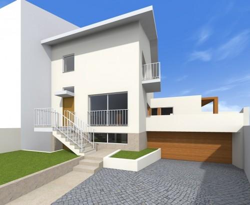 portfolio 5/16  - Remodelação/Ampliação Casa Ermida - Matosinhos - Porto