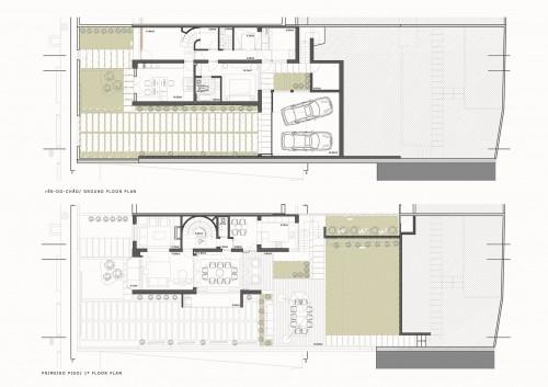 portfolio 15/16  - Casa Pedra Verde - Projeto Remodelação/Ampliação - Fase: Iniciação Obras