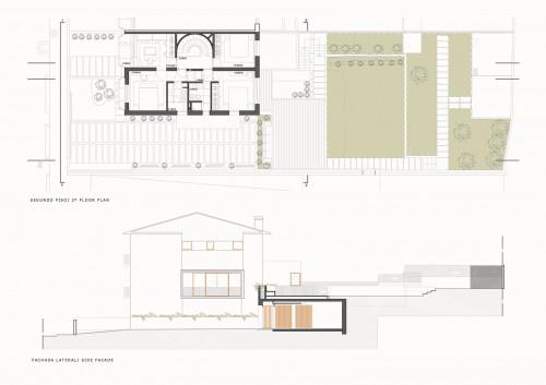 portfolio 14/16  - Casa Pedra Verde - Projeto Remodelação/Ampliação - Fase: Iniciação Obras