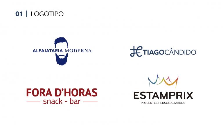 portfolio 2/5  - Logotipo