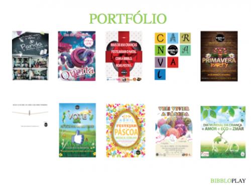 portfolio 1/1  - Alguns dos nosso trabalhos.