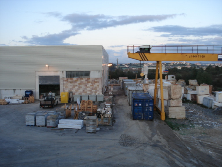 portfolio 2/4  - Durapedra - Comércio de Mármores e Granitos em Pero Pinheiro