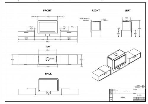 portfolio 40/51  - Projecto técnico Salamandra estudo