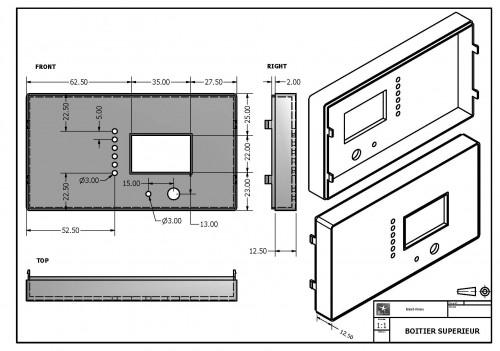portfolio 37/51  - projecto técnico prototipo caixa protecção/ fixação