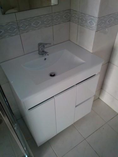 portfolio 20/24  - colocação de moveis de lavatório