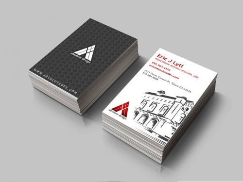 portfolio 5/41  - Cartão de Visita