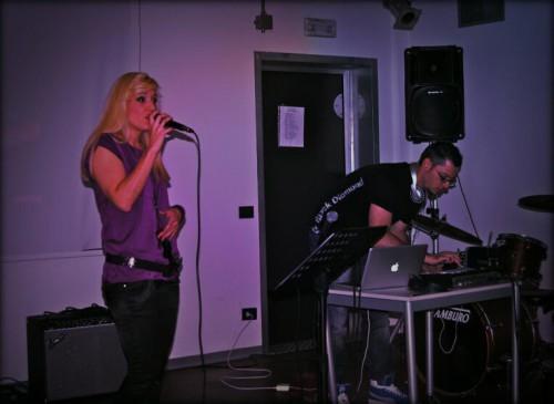portfolio 4/13  - live set trento 2012
