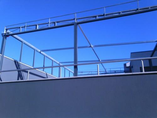 portfolio 169/188  - terraço transformado em salão