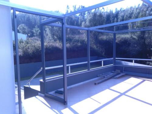 portfolio 168/188  - terraço transformado em salão