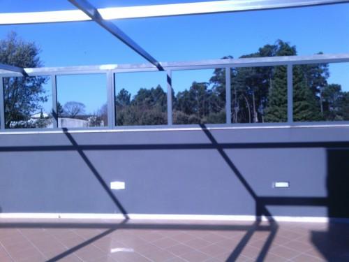 portfolio 166/188  - terraço transformado em salão