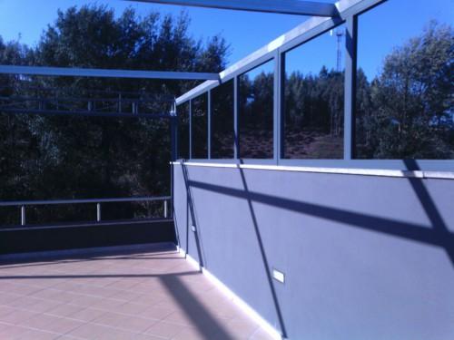 portfolio 165/188  - terraço transformado em salão